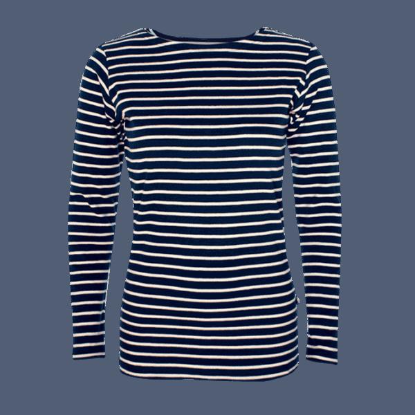 BretonStripe blauw