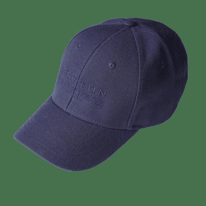 BretonStripe-cap-logo-original-60-navy-on-navy