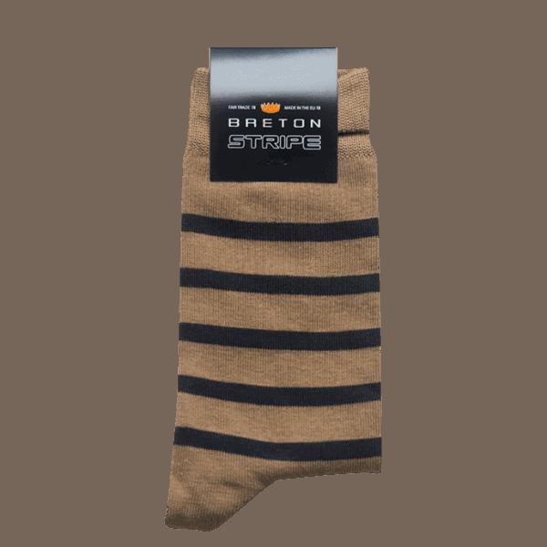 BretonStripe-Socks-26-Khaki-Navy-600x600