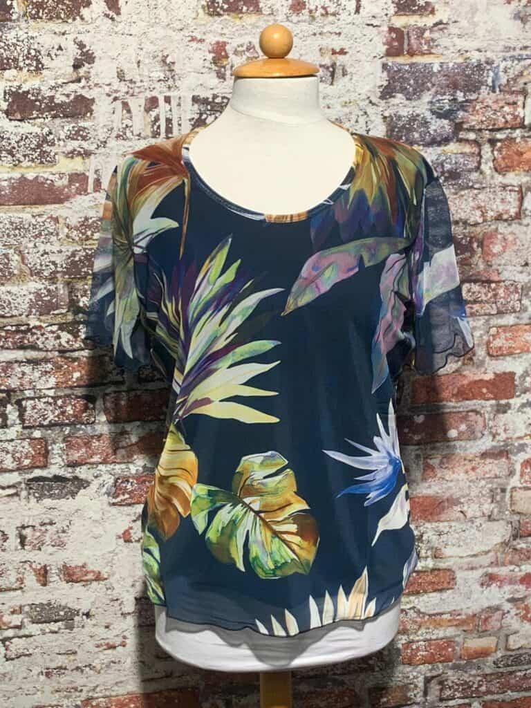leona per donna shirt mash 201.37.03